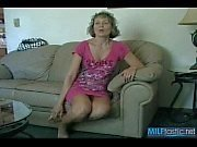Hot Milf Fucked av Cop i Motel Room