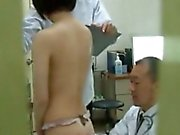 Japanische Laien Voyeur Spycam am der Umkleidekabine