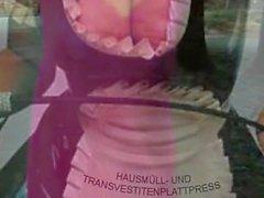 Geile del Stiefelficke Scheiss Transvestitenschweine totpressen und verbennen