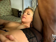 Sarah Vandella with big ass pounded by BBC