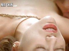 MrSkin - Hottest Celebrity Lesbian Vampires