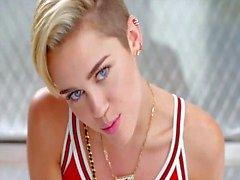 De Miley Cryus branle défis