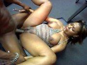 Janet Jacme stuffed hard