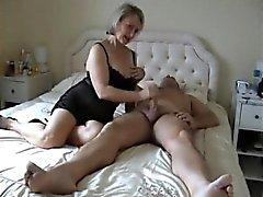 los cgs - pareja madura divierten montando
