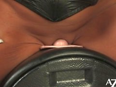 Sophia Rossi Gets off Riding the Sybian