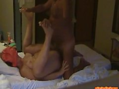 Homemade hidden cam fucking of hot babe I met online