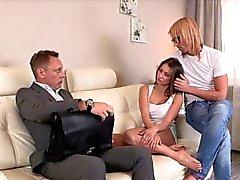 Verkaufen Ihre GF - Mein Chef hat meine Frau gefickt