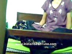 Hyderabad Eben verheiratetes Paare, die Spaß on cam