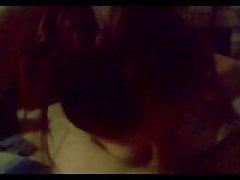 redhead throat