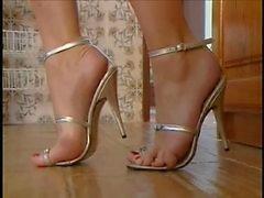 Sammy Jayne rakastaa jalka