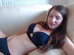 Very young girl begs for big cock from daddy