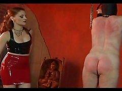 Mistress Gemini Peitschen Slave ...