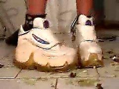 На высоком каблуке Хейди Doreen Унда Katja дробящее