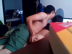 Asian make hidden cam - watch part 2 link below
