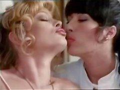 Richard Lemieuvre Uschi Karnat Catherine Greiner in vintage porn clip