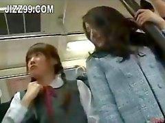 la fois baiser du bus