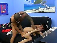 O homens despidos Alexsander Freitas nem conter quando ele chega