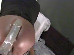 Ass Monkey - kaksoispiste clapse