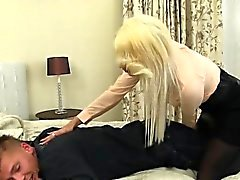 Fetish slut banged pee