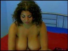 Lenka Hruskova webcam session