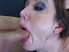 Дженнифер Уайт получает выебанная лица