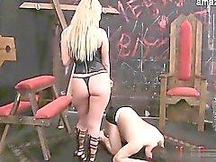 Nette pornstar Saugen Dick