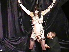 pegged mature slaveslut torture