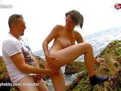 Benim Kirli Hobi - Tombul genç sahilde becerdin