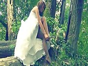 Wie sollte eine bride Strümpfe