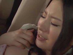 Японская красивая девушка
