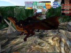 Avarian F und Dragon-Paarung