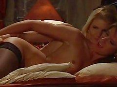 Госпожи ведомое Orgy с большим количеством сексуальные помола и толчки