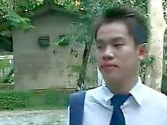 Estudantes tailandeses - 3 algumas