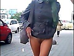 Les jupes tiré vers le bas ( Culottes )