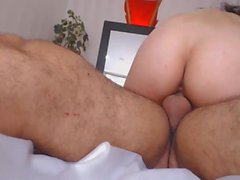 Colombian Babe Gets Fucked By Her Latino Friend