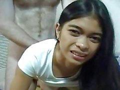 Mary-Jane Filipino Teen Amateur First Timer Perfect Body