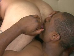Black on White (Cayden Ross and Tyrese Hunter)