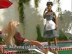 Barbie può inoltre essere tristi