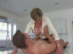 Wie wäre es mit Sex vor der Arbeit