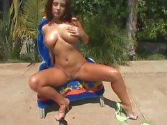 Erica Campbell, Green Bikini pt. 2