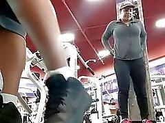 candid gym leggings