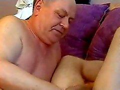 Morfar förför Boy