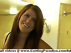 Skyla Paige lovely amateur teen with natural tits gorgeous