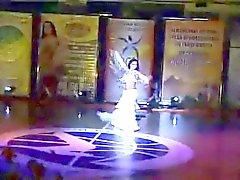 Alla Kushnir sexy Buikdans deel 12