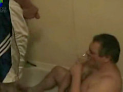 Piss ; Cumsucking Cuckold