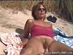 Hårigt amatörer mom outdoors Myong av 1fuckdatecom