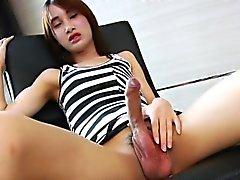 Asians lieben große Schwänze