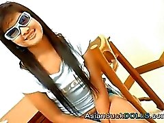 Asian Cute Teen Girl Boon