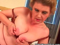 Granny with big tits and hairy pussy fucks a dildo Granny With Big Tits And Hairy Pussy Fucks A Dildo Porno Video N8834570 Xxx Vogue