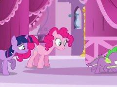 Mein kleines Pony Creampie